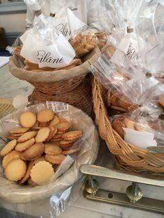 Biscoitos amanteigados Punition da boulangerie Poilâne - Coisas gostosas para comer em Paris
