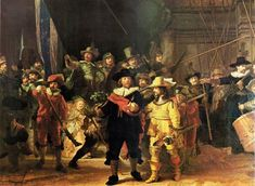 Image result for rembrandt van rijn famous paintings