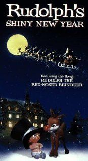 Rudolph must find for Happy, the baby New Year, before midnight, New Year's Eve.