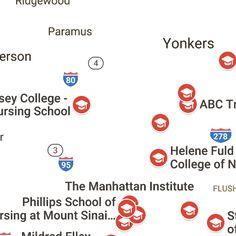 nursing schools in nyc - Google Search