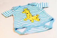 Da_Linka / Body s pásikmi, baby wear