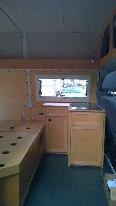 T5 langer Radstand Küchenmöbel