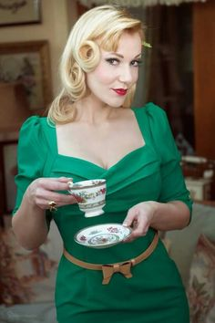 Teatime * Tinka Demand *