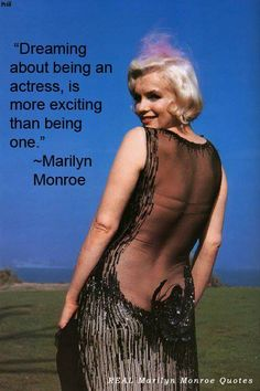 Real Marilyn Monroe Quotes