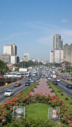Caracas City Venezuela iPhone 5 wallpapers, backgrounds, 640 x 1136