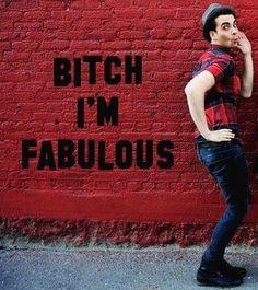 bitch i'm fabulous - Taylor York paramore