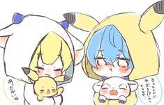 Twitter Cute Anime Chibi, Kawaii Chibi, Kawaii Anime, Manga Art, Manga Anime, Anime Art, Kawaii Stickers, Ensemble Stars, Cute Anime Character