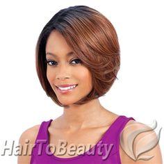 Freetress Equal Deep Diagonal Part Lace Front Wig PURPLE BLOSSOM | http://www.hairtobeauty.com/Freetress-Equal-Lace-Front-Wig-PURPLE-BLOSSOM-p/ftequal_slfw_wmpur.htm