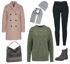 #Herbstoutfit SWEET ♥ #outfit #Damenoutfit #outfitdestages #dresslove