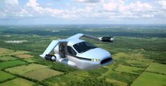 4 seater Flying car-US scientists designed it to be an automatic flying car to be on the roads within a decade