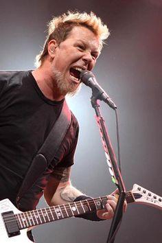 James Hetfield... till mmmmm ;D