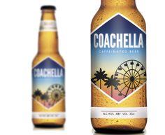 Coachella Beer Por Ana Gallardo