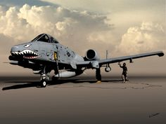 Refueling the A-10