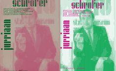 Jurriaan Schrofer  - An monograph on a radical Dutch designer.  Designer: Frederike Huygen, Jaap van Triest and Karel Martens, Astrid Vorstermans at Valiz. http://www.valiz.nl/ Designs of the Year 2015 - Design Museum