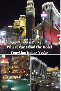 Das Hotel Venetian liegt ideal, der Strip kann von dort aus locker zu Fuß erkundet werden. Die zentrale Lage bietet einen guten Zugang zu den umliegenden Attraktionen.