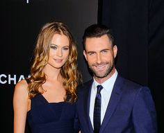 Adam Levine tied the knot to Behati Prinsloo in Los Cabos, Mexico at Flora Farms.