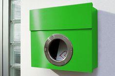 RADIUS DESIGN Letterman 1/Letterman 4 Modern Mailbox (New!)