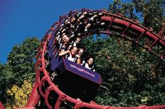 Tennessee Tornado at Dollywood is one awesome roller coaster!  I'm not a big country fan, but Dollywood is great fun.