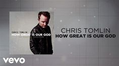 "Official Lyric/Chord video for ""How Great Is Our God"" by Chris Tomlin *Guitar players, use Capo 1 to match Chris' key Get ""How Great Is Our God"" on iTunes: ..."