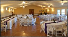 The Grand Hall at Stone Ridge Peacock River Ranch Gatesville, Texas Can't wait to see this transform into my vision!