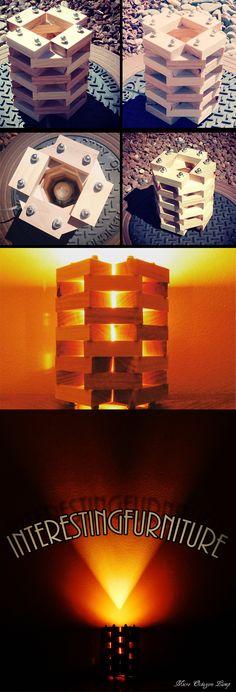 Micro Octagon #interestingfurniture
