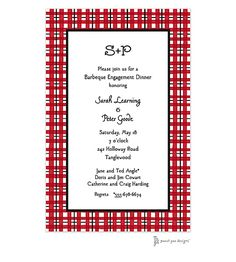 108 best barbeque party invitations images on pinterest in 2018