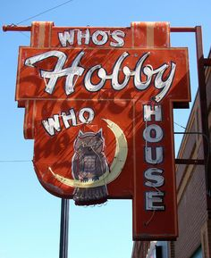 Who's Hobby House - Rapid City, SD - Alan C.