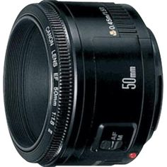 Canon 50mm f/1.8 Telephoto lens: Got this little guy on my wish list :)