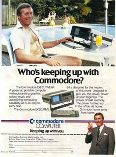Who's keeping up with Commodore?