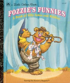 Fozzie's Funnies, Little Golden Book
