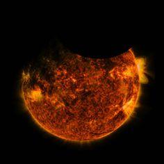 NASA's solar satellite just filmed a rare 'double eclipse'