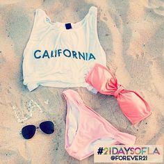 California Beach Outfit