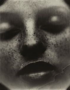 Portrait, by photographer Sally Mann (2004).
