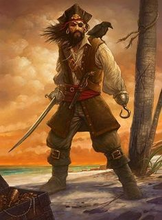 Image detail for -Captain Jacks History of Pirates and the Flags
