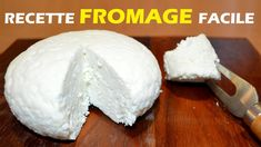 Recette fromage maison facile 2 ingrédients - YouTube