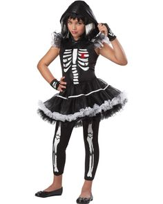 Skela Rina Girls Costume