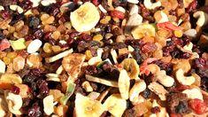 Tartósítsunk adalékanyag nélkül – BioBody Blog Heart Healthy Snacks, Healthy Late Night Snacks, Healthy Recipes, Fruits Déshydratés, Best Fruits, Breastfeeding Snacks, Homemade Trail Mix, Trail Mix Recipes, Clean Eating Breakfast