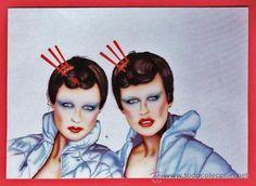 MODERNA / ARTISTICA - titulo: chicas japonesas - fot. gerry the cat - ed, verkerke - año 1981 - Foto 1