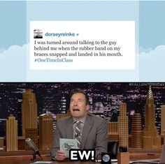 """The Tonight Show Starring Jimmy Fallon Page Liked · September 19 ·     """"I think it's a rerun.""""  WATCH: http://www.nbc.com/the-tonight-show/video/marco-rubios-water-bottle-joke-flopsnickelodeon-brings-back-90s-cartoons-monologue/2908134"""
