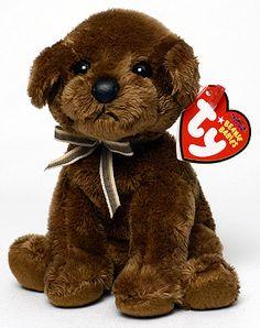 Diggidy - dog - Ty Beanie Babies