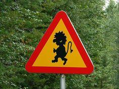 Troll Crossing, Mora, Sweden