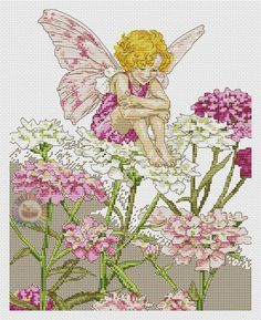 """C.M.Barker - """"The Candytuft fairy""""-1"""