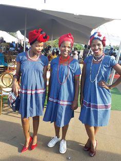 By Fatiki designs Pedi Traditional Attire, Sepedi Traditional Dresses, African Traditional Wear, African Print Fashion, African Fashion Dresses, Fashion Outfits, African Attire, Plus Size Dresses, Designer Dresses