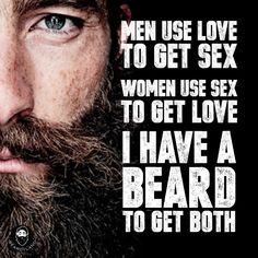 Beard quotes: Top 60 Best Funny Beard Memes - Bearded Humor And Quotes. Of Wolf And Man, Beard Quotes, Beard Tips, Beard Ideas, Beard Game, Epic Beard, Beard Humor, Beard Lover, Awesome Beards