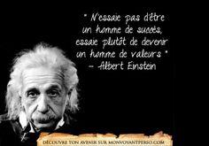 La journée est idéale en nombreux points, de bons échanges humains dans une bonne humeur ambiante! De quoi vous donner le morale. Marre de faire partie du mobilier, quelle action entreprendre pour qu'il me parle? Ne laisse plus le doute te prendre la tête, consulte un voyant gratuitement: 01.... Jolie Phrase, Quitter, Strong Words, Albert Einstein Quotes, French Class, French Quotes, Dire, Live Love, Positive Attitude
