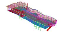 SiliconEngineering offers #StructuralSteelDetailingServices in #industrial, #commercial, #residential, #institutional and #hospitality projects. Silicon Engineering uses the best #2D and #3D software such as #TEKLA, #AutoCAD, #STAAD, etc. to achieve the most accurate #StructuralSteelDrawing. Silicon Engineering gives you the best in #StructuralSteelDetailingServices in today's market Steel Drawing, Rebar Detailing, Precast Concrete Panels, Cad Services, Steel Fabrication, Steel Detail, Steel Structure, Autocad, 3 D