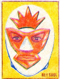 Visual Inspiration for Lucha Monstruo