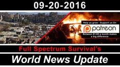 New Bird Flu - War with Russia - Refugees- Protests - Riots - Pestulence...