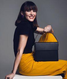 Sweet Lovely Valentine Black. Www.lautemshop.com #lautem #design #handbag