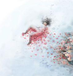 Om ros i DBMagasinet - About praise Character Sketches, Character Art, Figurative Kunst, Lisa, Love Art, Brave, Illustration Art, Drawings, Inspiration